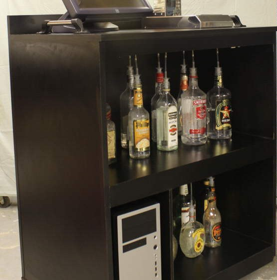 Home Cocktail Bar - ProBar Systems Inc