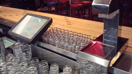 Liquor Dispensing Station - ProBar Systems Inc
