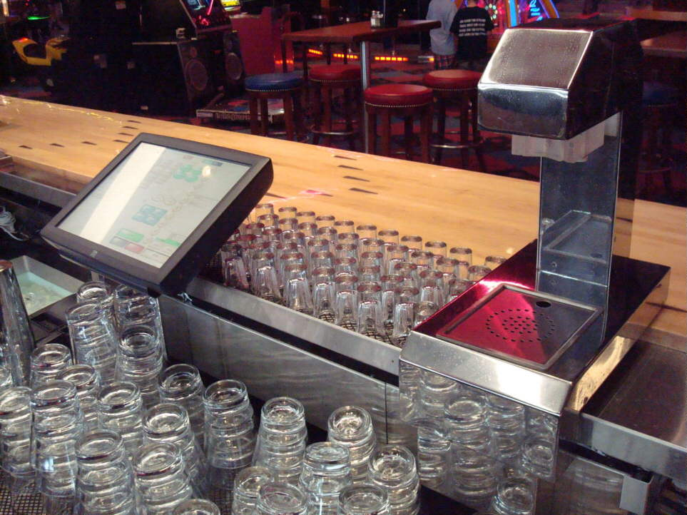Liquor Dispensing Station Probar Systems