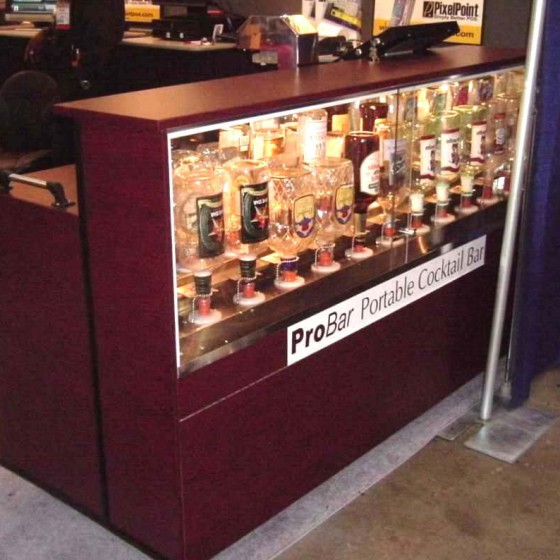 Portable Cocktail Bar - ProBar Systems Inc